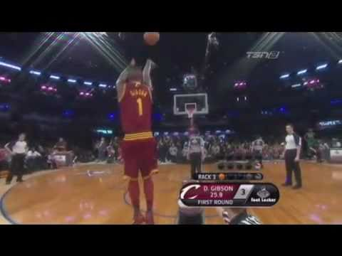 2011 NBA ALL STAR 3 POINTS CONTEST 2