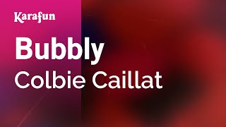 Karaoke Bubbly - Colbie Caillat *