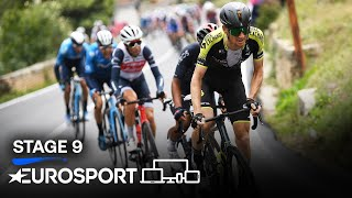Giro d'Italia 2020 - Stage 9 Highlights | Cycling | Eurosport