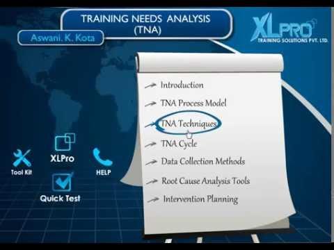 Training Needs Analysisиз YouTube · Длительность: 56 с