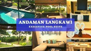 Andaman Langkawi Executive Pool Suite