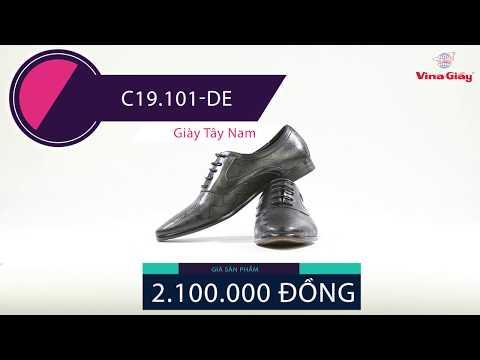 Giày tây xu hướng thời trang đáng chú ý nhất đầu năm 2020