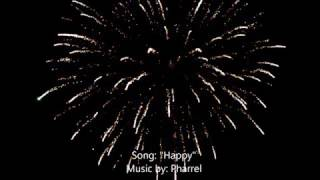 Fourth of July 2016 - Happy by Pharrell Williams