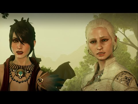 Dragon Age Inquisition PS4 Playthrough pt60 - Arbor Wilds: What Pride Had Wrought