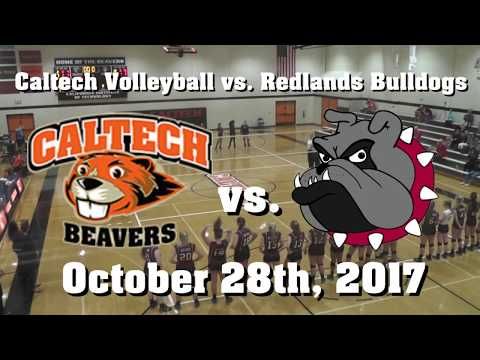 Highlights from Caltech\'s First SCIAC Volleyball Victory