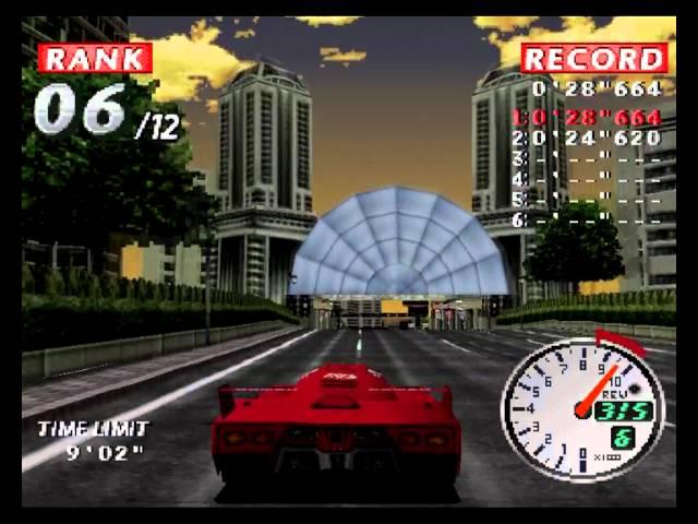 [Rage Racer] - RAGE GP Class5 (The Extreme Oval) Assoluto Ghepardo
