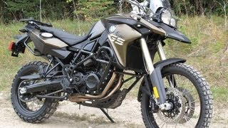 2013 BMW F800gs in depth review & update