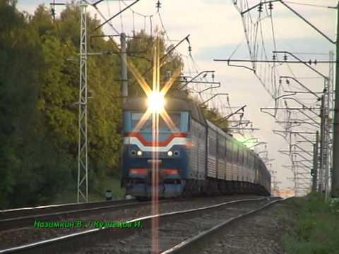 """№602/601 Москва - Рыбинск - единственный ПДС """"Савелочки"""" (2007)"""