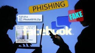 Фишинг - или техника компьютерных преступлений