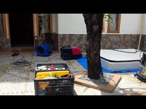 Cuci sofa spring bed makassar terbaik 082193181437 call / wa