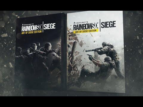 Tom Clancy's Rainbow Six® Siege - Art Of Siege Edition [EUROPE]