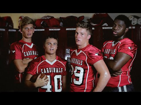 2015 Colts Horseshoe Classic-Southport Cardinals Intro