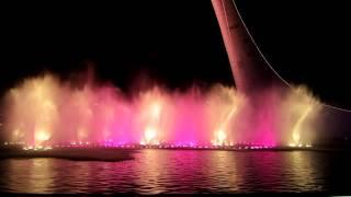140906 Цветомузыка Сочи(Цветомузыкальный фонтан в Сочи (Адлер, олимпийский объект) - сентябрь 2014 года., 2014-09-25T18:12:40.000Z)