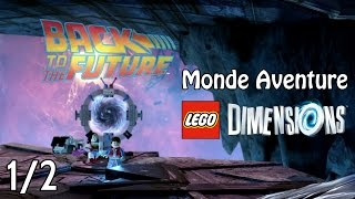 LEGO Dimensions - Retour Vers le Futur - Monde Aventure 1/3