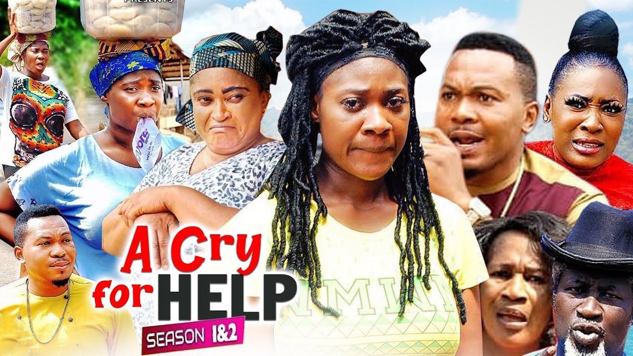 Download A CRY FOR HELP Complete 1&2 (New Hit Movie) Mercy Johnson movies 2021 | LATEST NIGERIAN FULLMOVIE