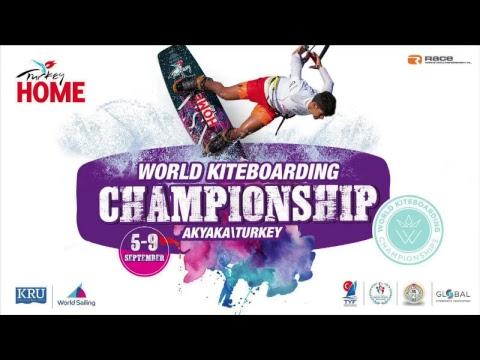 World Kiteboarding Championship Akyaka / Turkey 2018