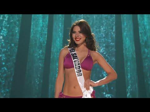 Idubina Rivas - Miss Universo El Salvador 2015 | Competición Preliminar/Preliminary Competition