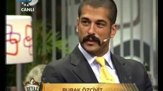 Burak Özçivit  Beyaz Show 16.12.2011 (Aralık)