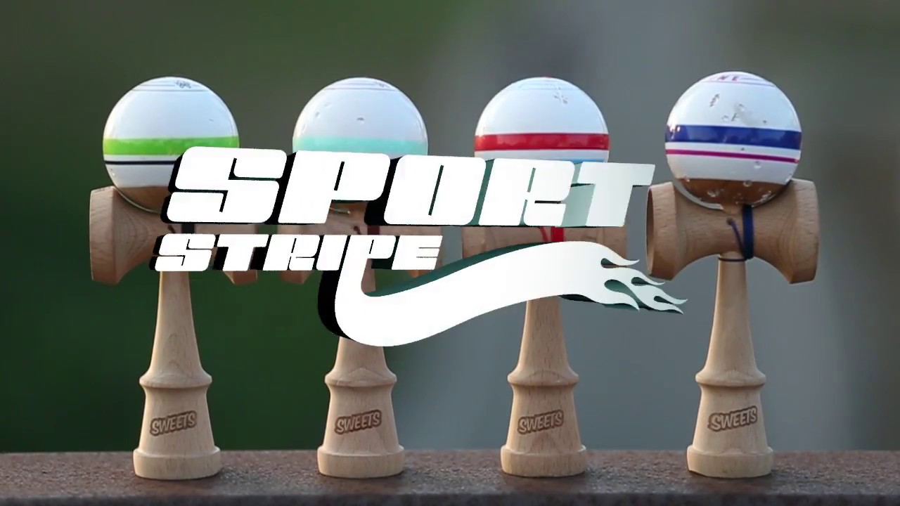 New Prime Sport Stripes Sweets Kendamas Youtube