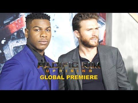 'Pacific Rim Uprising' Global Premiere