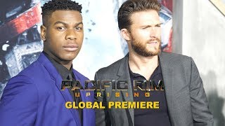 'Pacific Rim Uprising' Global Premiere