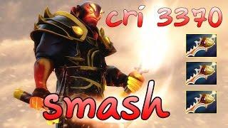 [Dota2] Smash Play Hero Ember Spirit Pro Mid Game MMR 7100+ [ Smash Gameplay ]