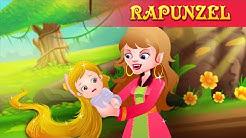 रॅपन्ज़ेल | हिंदी कहानी | Rapunzel & Little Mermaid Kids Story | Rapunzel Songs | Bedtime Stories