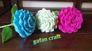 Download DIY   bunga dari kertas krep Mp3