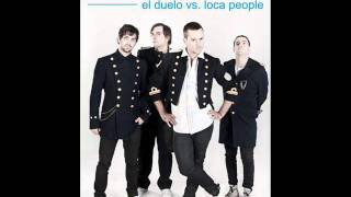 Tan Bionica - El Duelo Vs Loca People (Mashup@pablitodeejay)