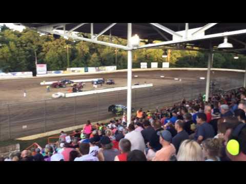 Highland Speedway 07 09 16 Ricks Heat