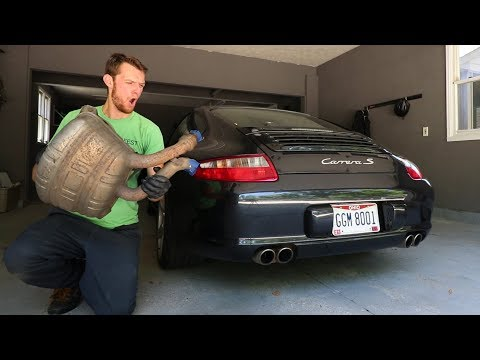 I Straight Piped My Porsche 911 and It Sounds Insane