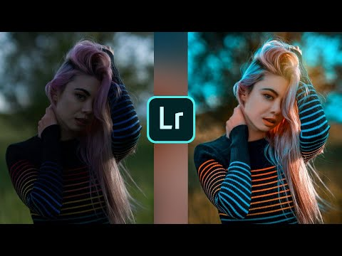 How to Clean Face in  Lightroom cc Mobile Toutorial 2019/ Nirob Editz
