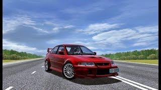 City Car Driving - Mitsubishi Lancer Evolution VI 1999 | + Download [ LINK ] | 1080p & G27