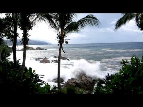 Hurricane Odile at Villa Padre
