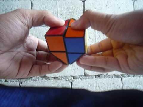 Half-Truncated Cube (Pocket Version)