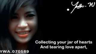 Jar Of Heart Dan Lirik  (Original Song)