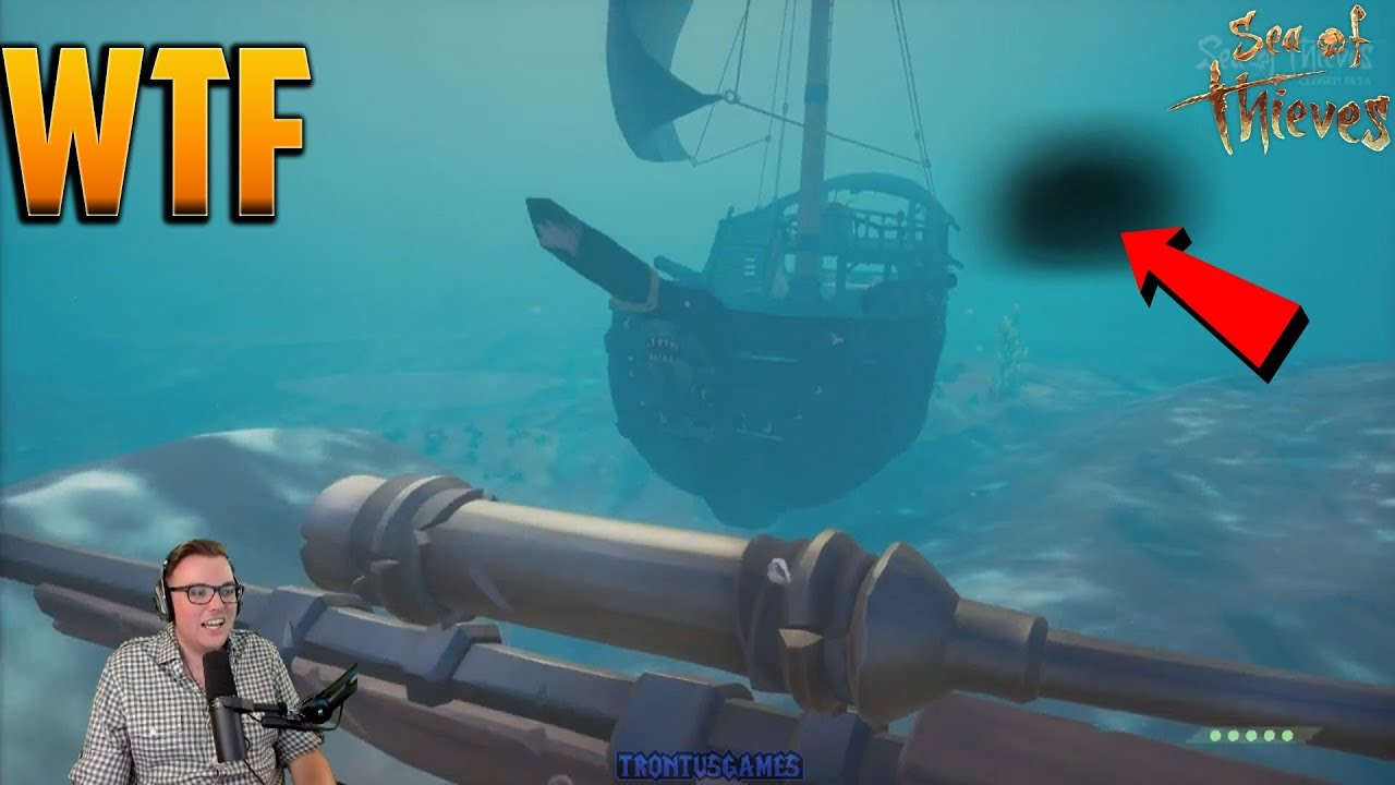 Sea Of Thieves Funny Moments Ep 1 Youtube