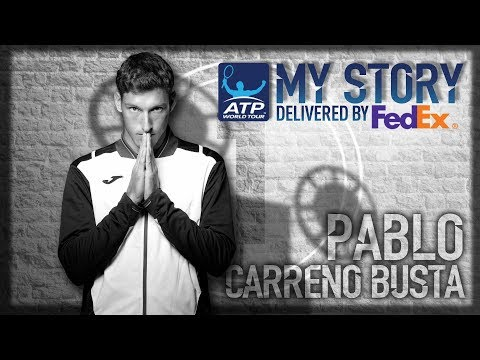 My Story: Pablo Carreno Busta