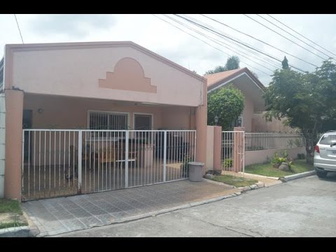 Bungalow For Sale in Angeles, Pampanga, Angeles, Central Luzon (Region 3)