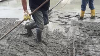 Beton-glätten-anleitung