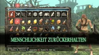 Dark Souls 2 - Platin Run - #08 - Schattenwald, Türen des Pharros, Lichtsteinbucht - Ger. Live Comm.