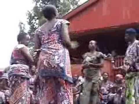 Danse des ADJA du Bénin