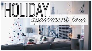 Christmas Apartment Tour | Kalyn Nicholson