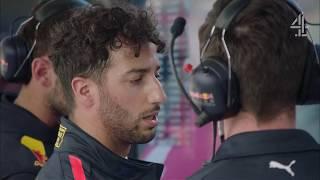2017 Singapore - Daniel Ricciardo: Uncut