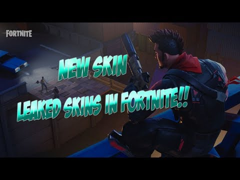 *NEW* ROCKET LAUNCHER & Leaked Skins (Live w/ Dark Void)