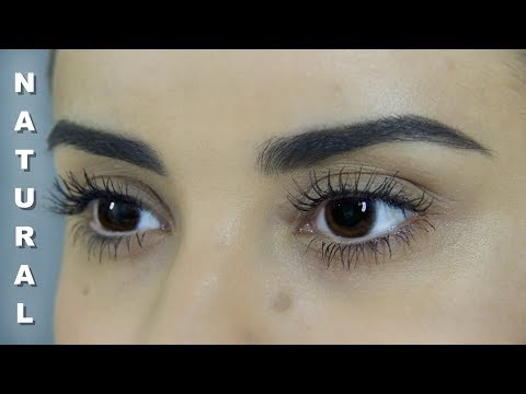 HOW TO DO YOUR EYEBROWS FOR BEGINNERS WITH PENCIL
