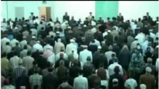 Argus Ahmadiyya Shots from Baitul Futuh and Anti Quran Burning