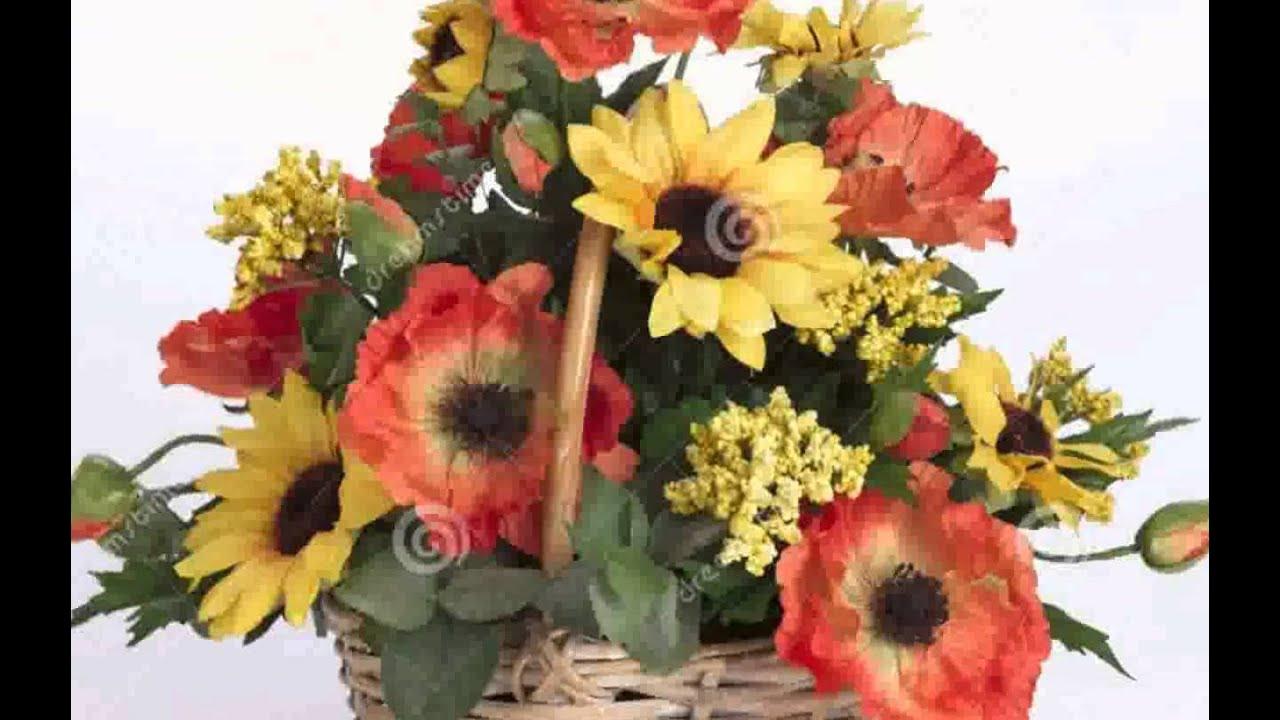 Dog Floral Arrangement - Pictures - YouTube