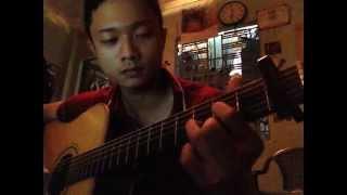 Anh nhớ em người em cũ - Guitar vang ( Minh Vương )