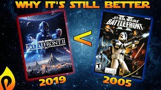 Why Battlefront 2 (2005) Is Still Better Than EA's Battlefront 2 In 2019